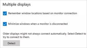 Windows 11 rimuoverà i bug presenti sui multischermi