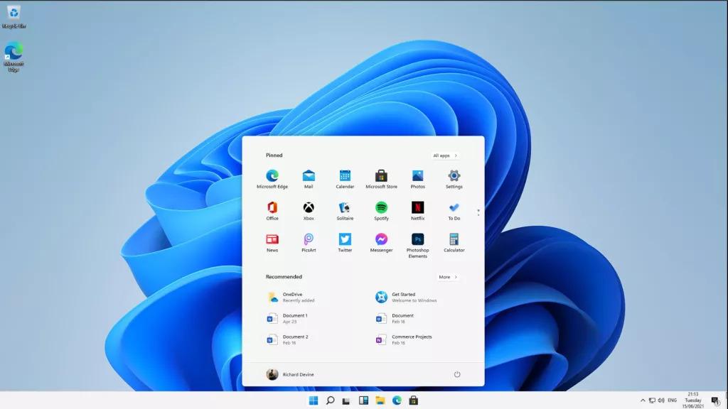 Ecco come si presenterà il nuovo design di Windows 11