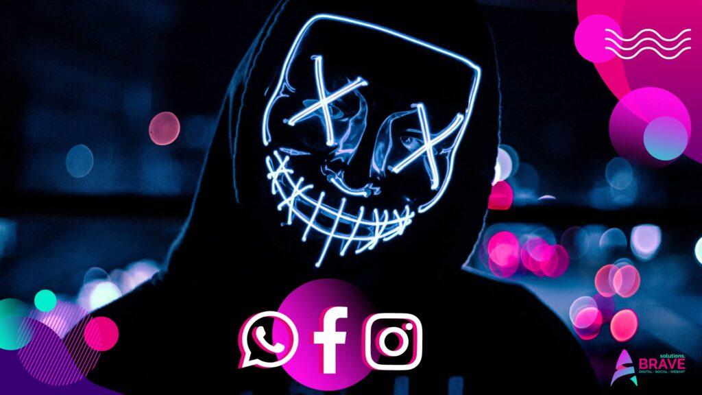 Facebook Inc. va down: cronache da una digital social webart agency